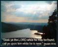 Isaih 55:6