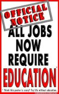 education for jobs
