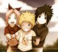 Friendship naruto child