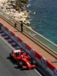 Kimi At Monaco