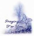 Praying for you