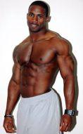 White boxers hot body