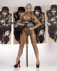 hot gun chick