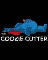 Cookie cutter-monster