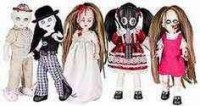 Living dead dolls set 10