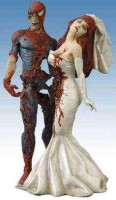 Spiderman n bride zombies