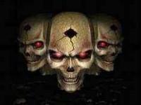 3 skulls hole in head