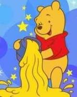 Winnie the pooh.standin h