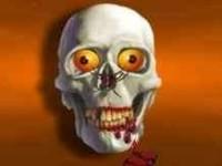 Skull eyes n gunk