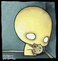 Eatin cookie