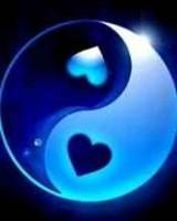 Ying yang.hearts