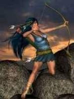 Squar bow n arrow