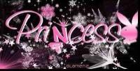 Princess playboy graffiti