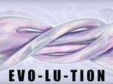 Evolution logo DNA