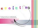 Evolution logo colour