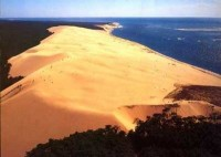 The Great Dune of Pyla, F