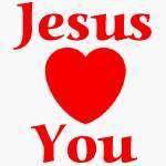 Jesus luvs u