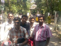 With friends-kartadam