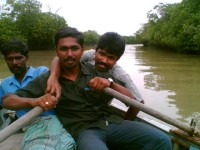 Boat rowing-kartadam